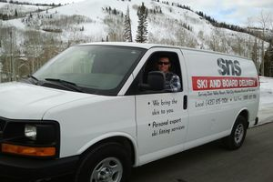 Ski 'N See Delivery - Park City Area