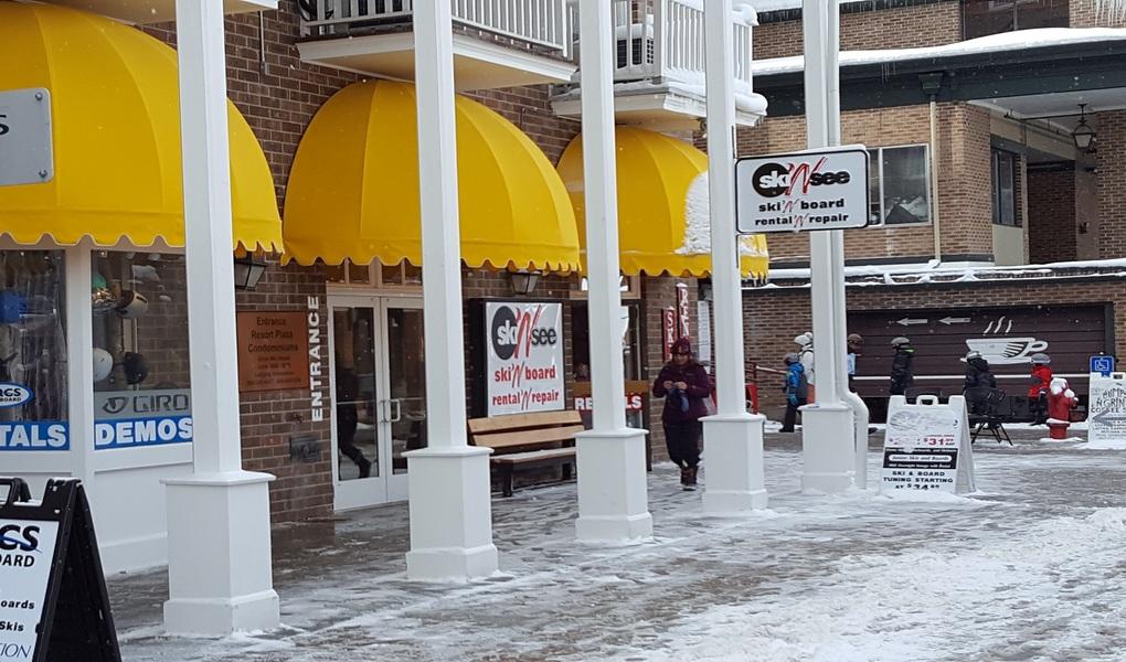 Park City Ski N See Storage