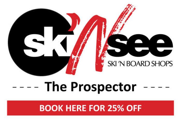 Ski 'N See The Prospector