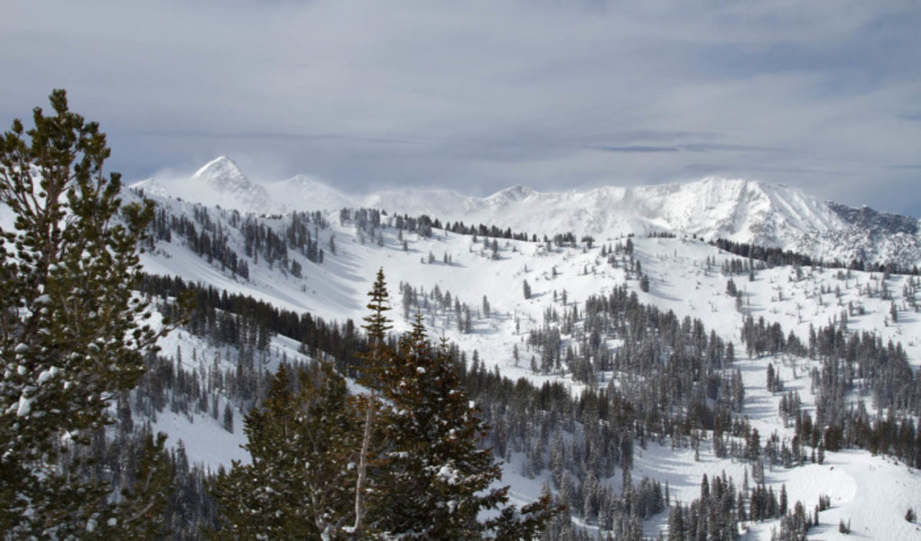 Explore the Beautiful Wasatch Range