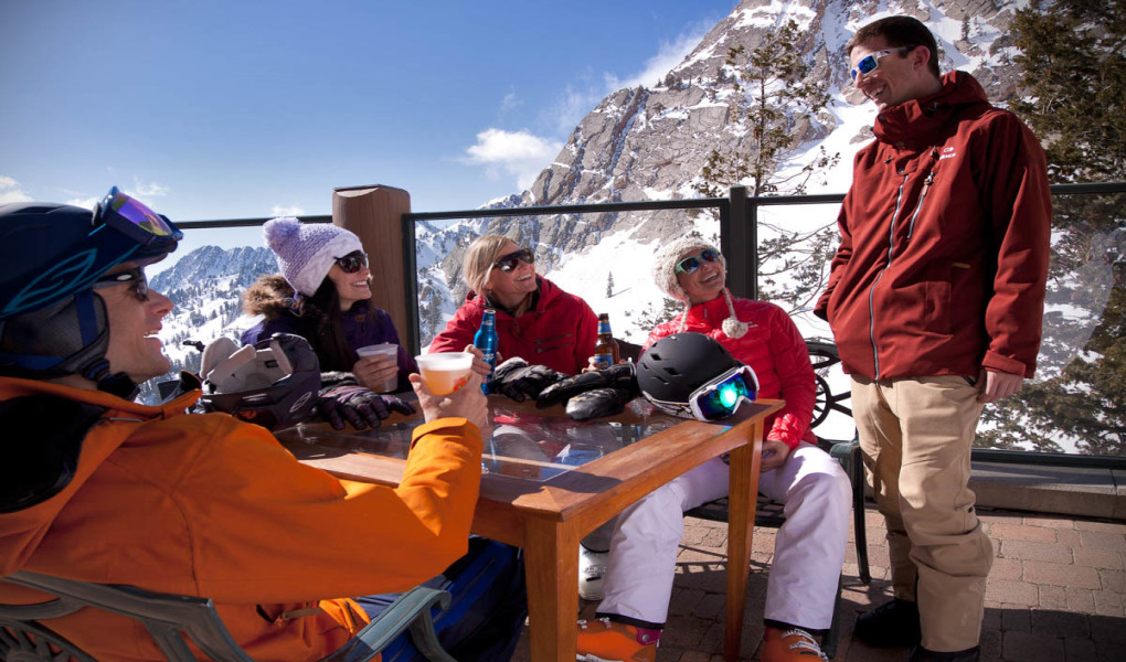 Apres Skiing Galore