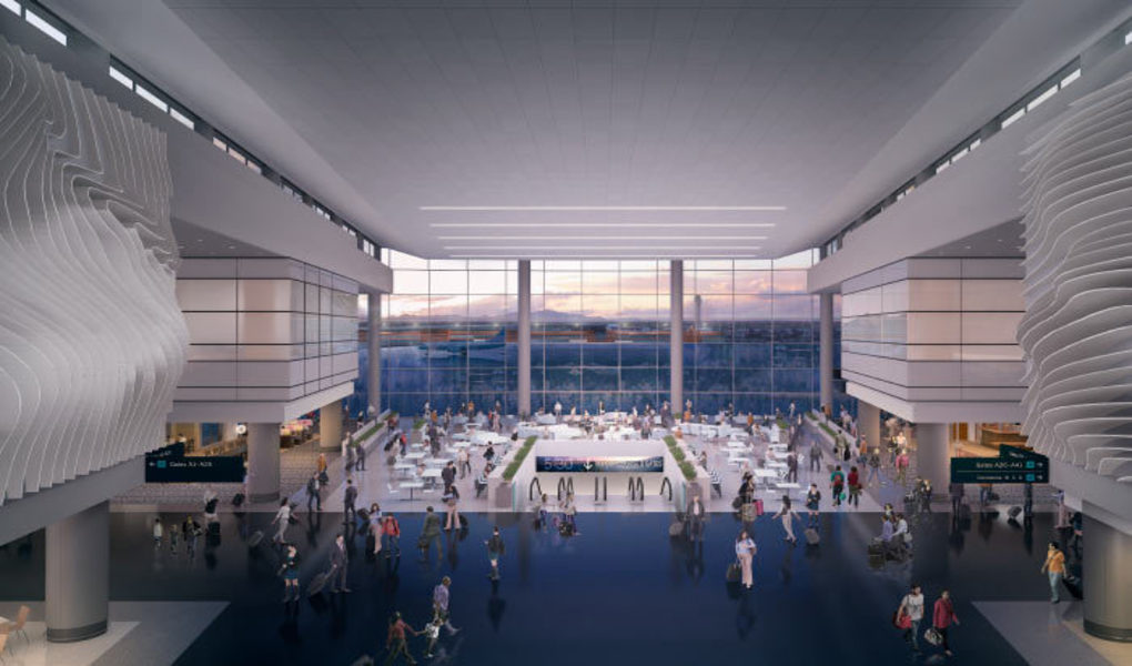 The New SLC Renderings - Plaza