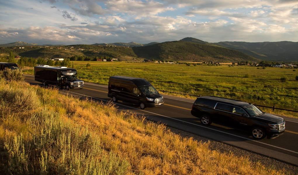 Snow Country Limousine Fleet