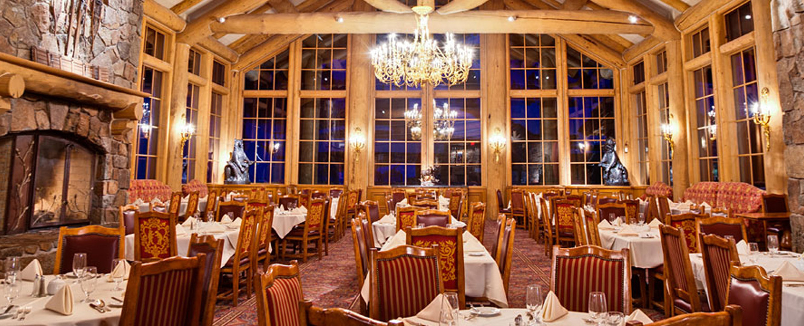 Snowbasin Banquets & Events