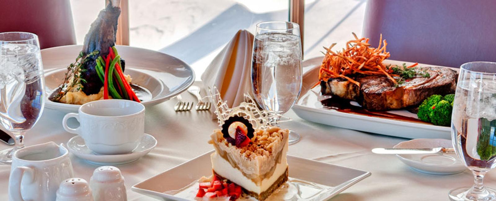 Snowbasin Strawberry Cafe