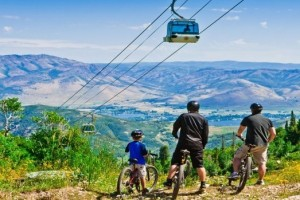 Snowbasin Mountain Biking & Clinics