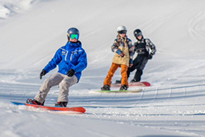 Snowbasin Snow Sports Lessons