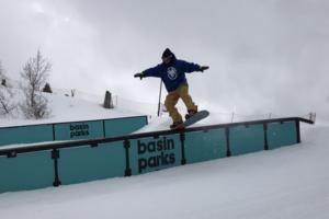 Snowbasin Terrain Park