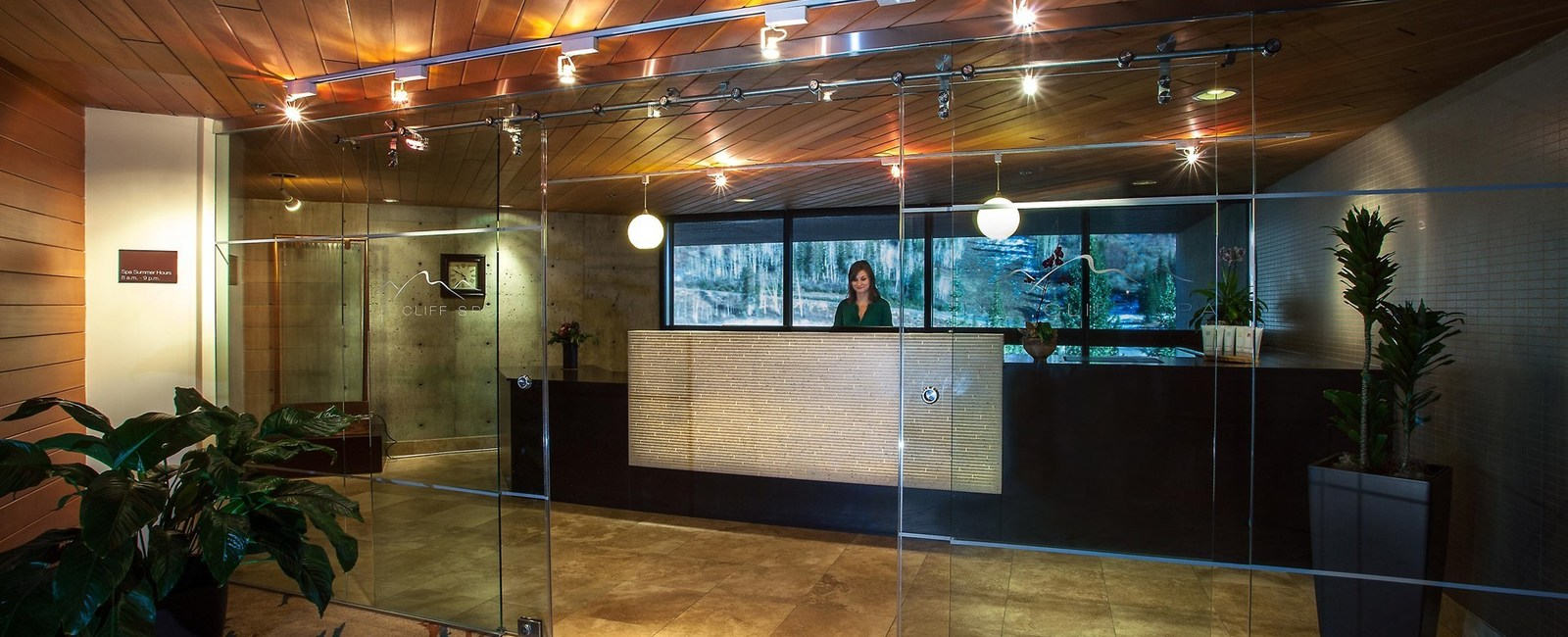 Snowbird Cliff Spa Shop