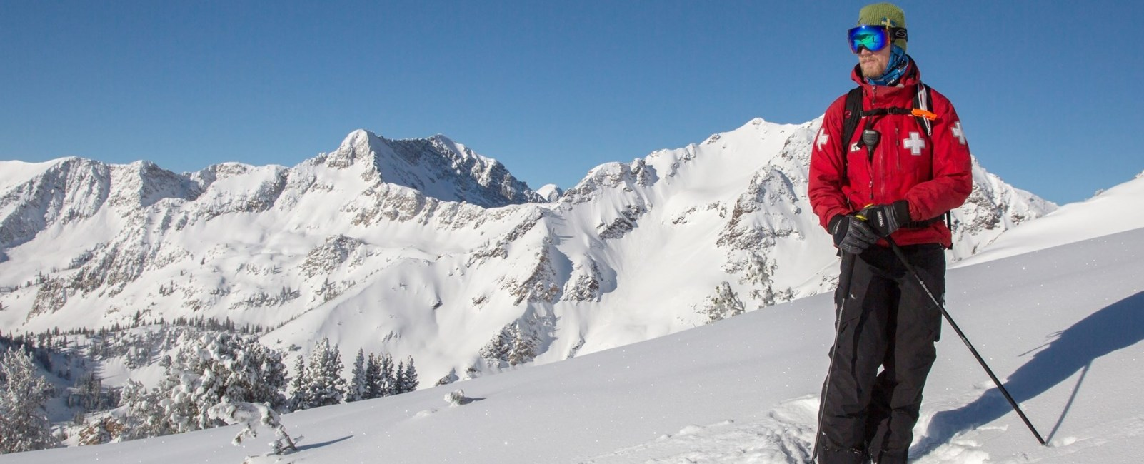 Snowbird Guided Backcountry Skiing