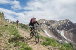 Snowbird Mountain Biking