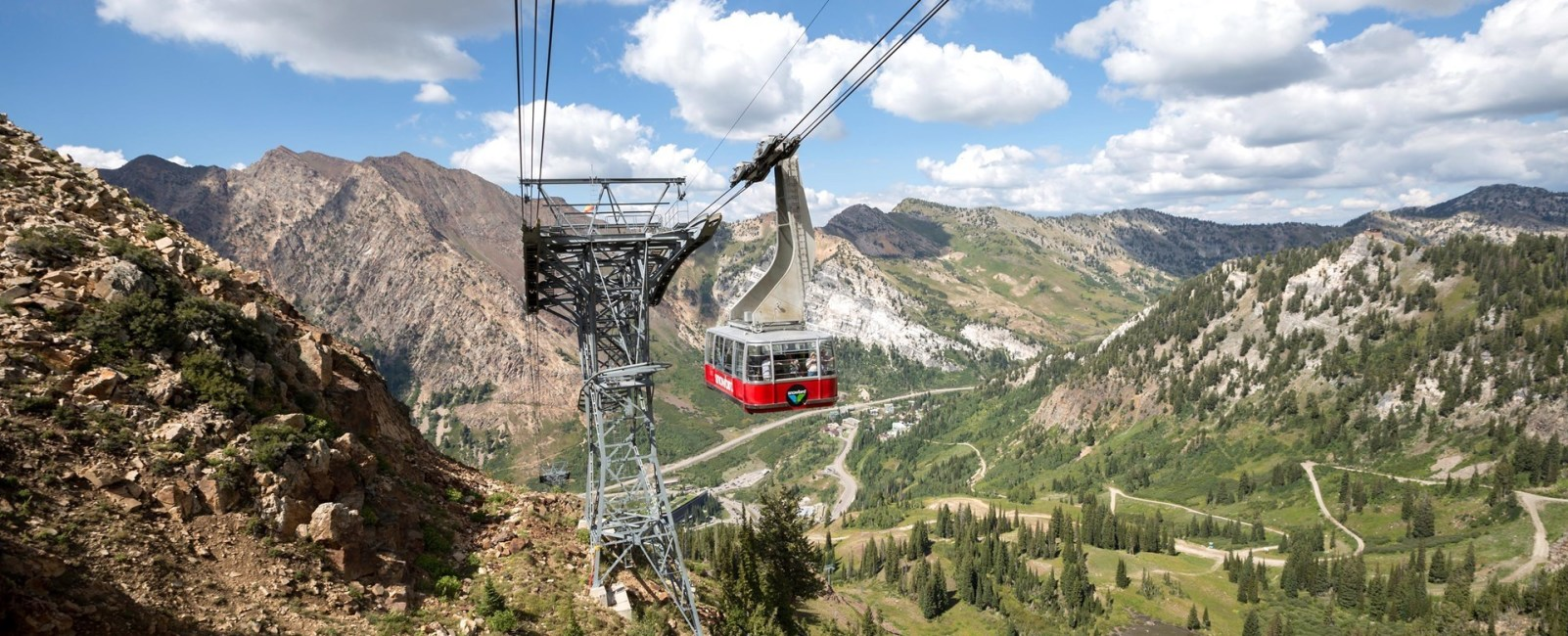 Snowbird Scenic Tram and Chairlift Ride