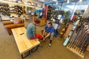 Snowbird's Ski & Snowboard Rentals