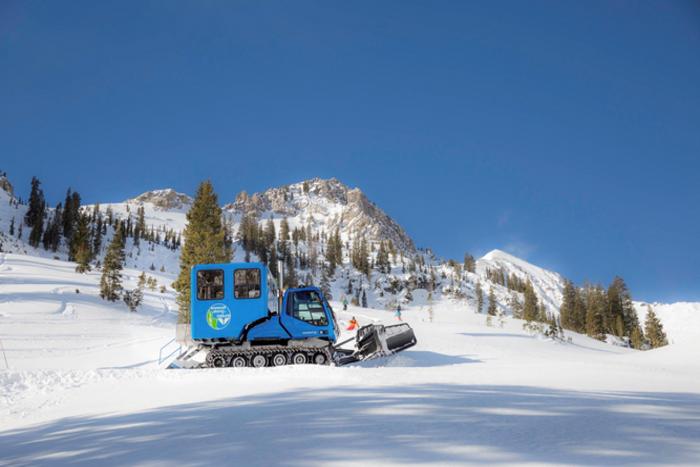 Snowbird Snowcat Skiing