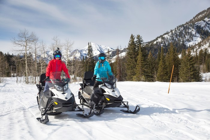 Snowbird Snowmobile Tours
