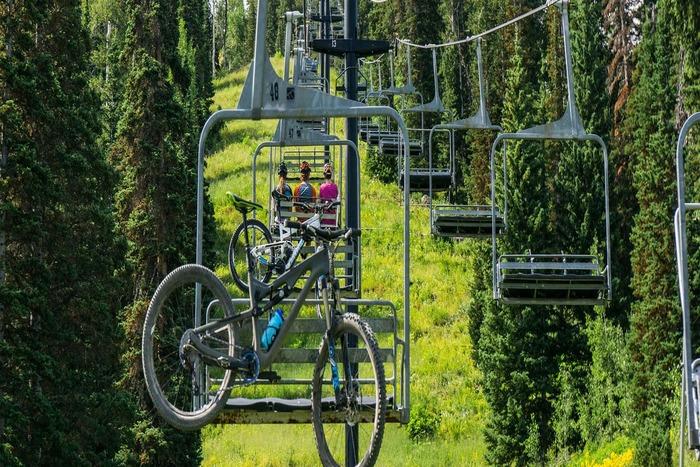 Mountain Biking - Solitude Mountain Resort