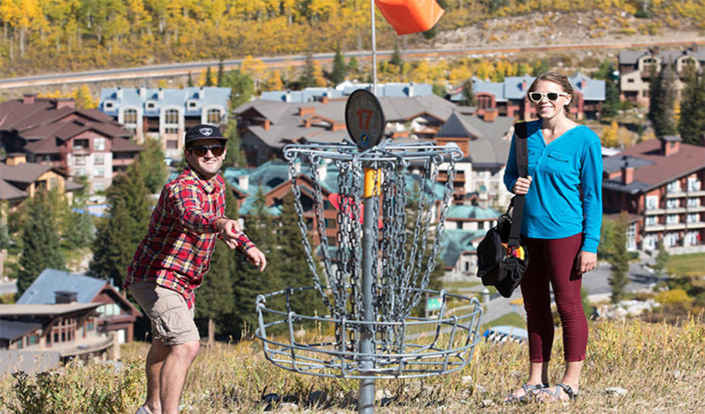Solitude Mountain Resort Disc Golf