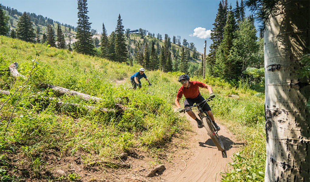 Solitude Mountain Resort Mountain Biking