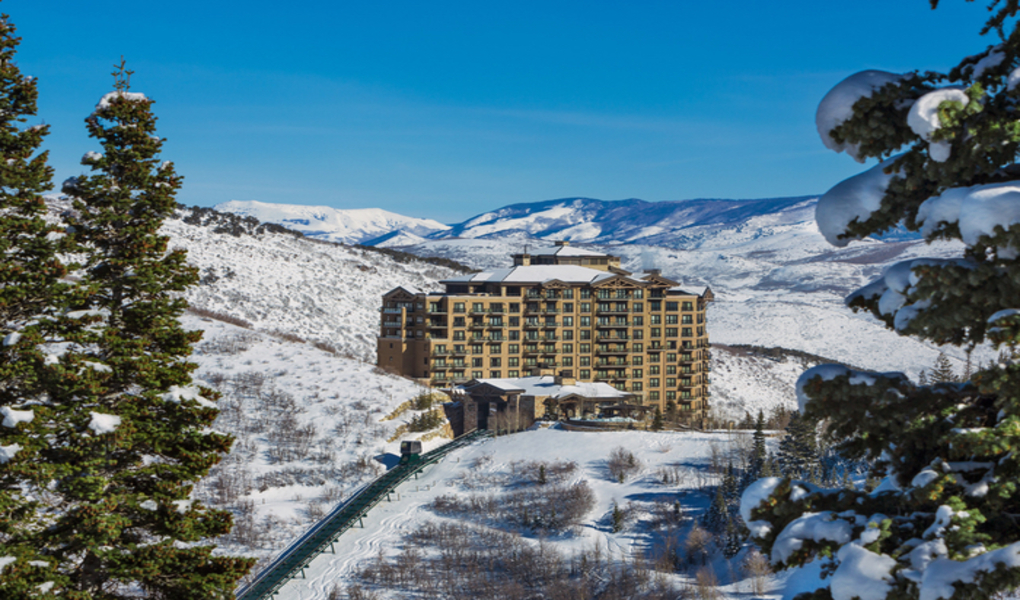 Convenient Mountain Luxury