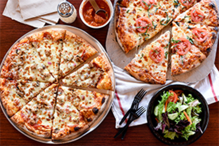 Stone Haus Pizzeria and Creamery