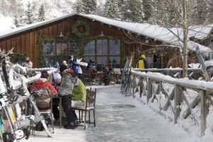 Sundance Creekside Cafe