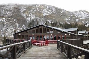 Sundance Creekside Cafe