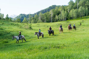 Sundance Horseback Riding
