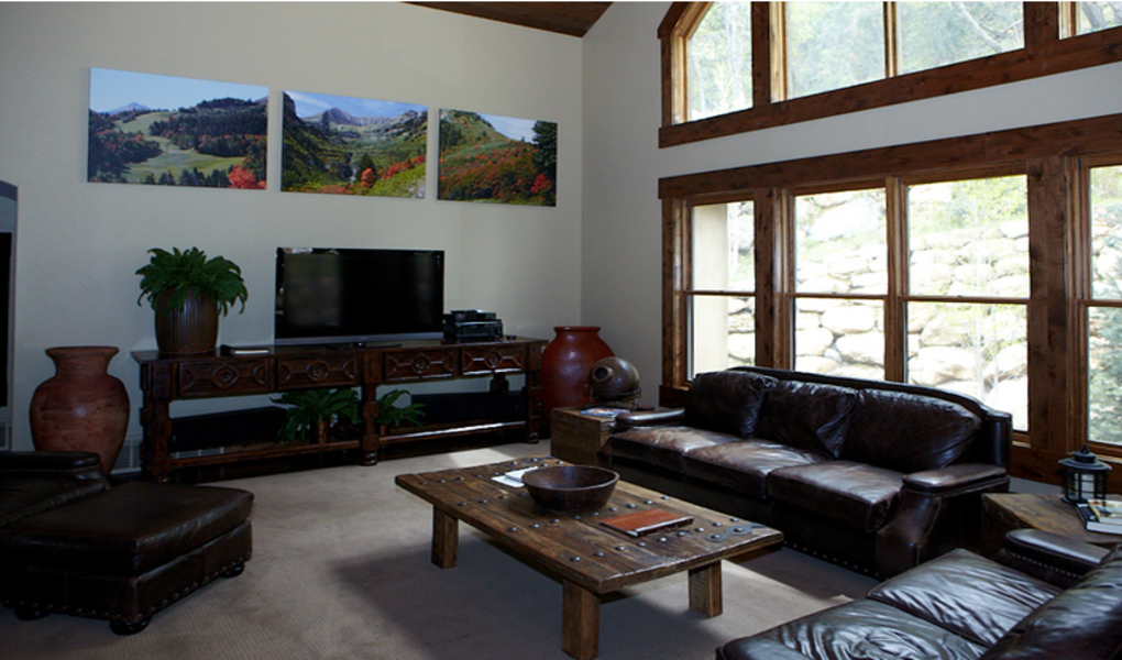 Mountain Spring Living Room