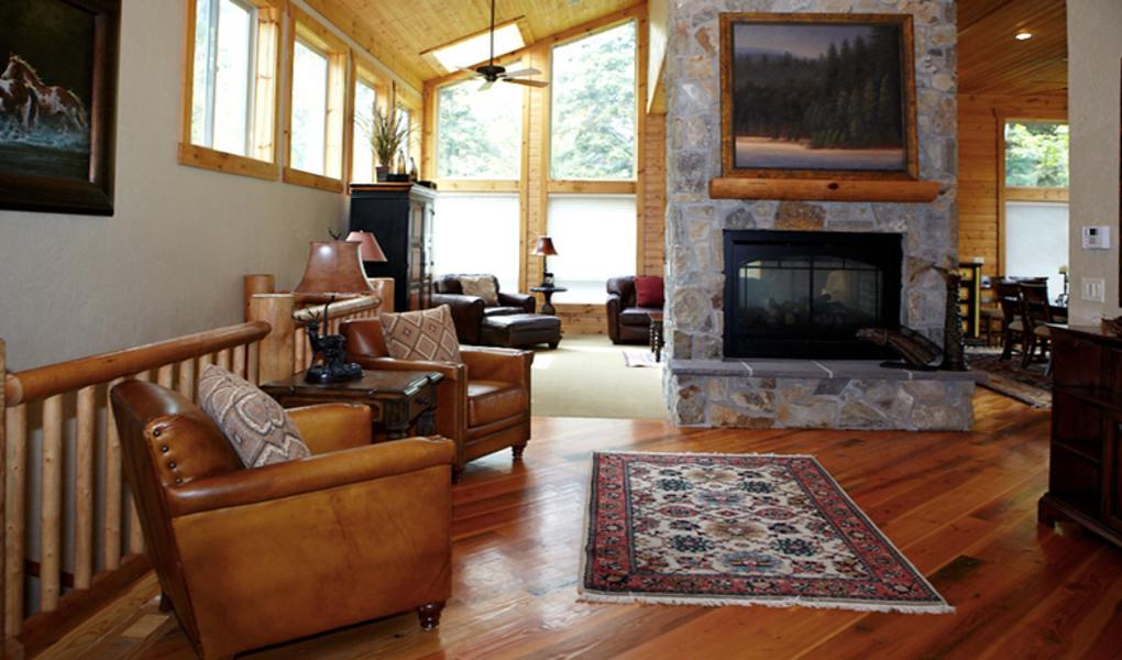 Pinehaven Living Room