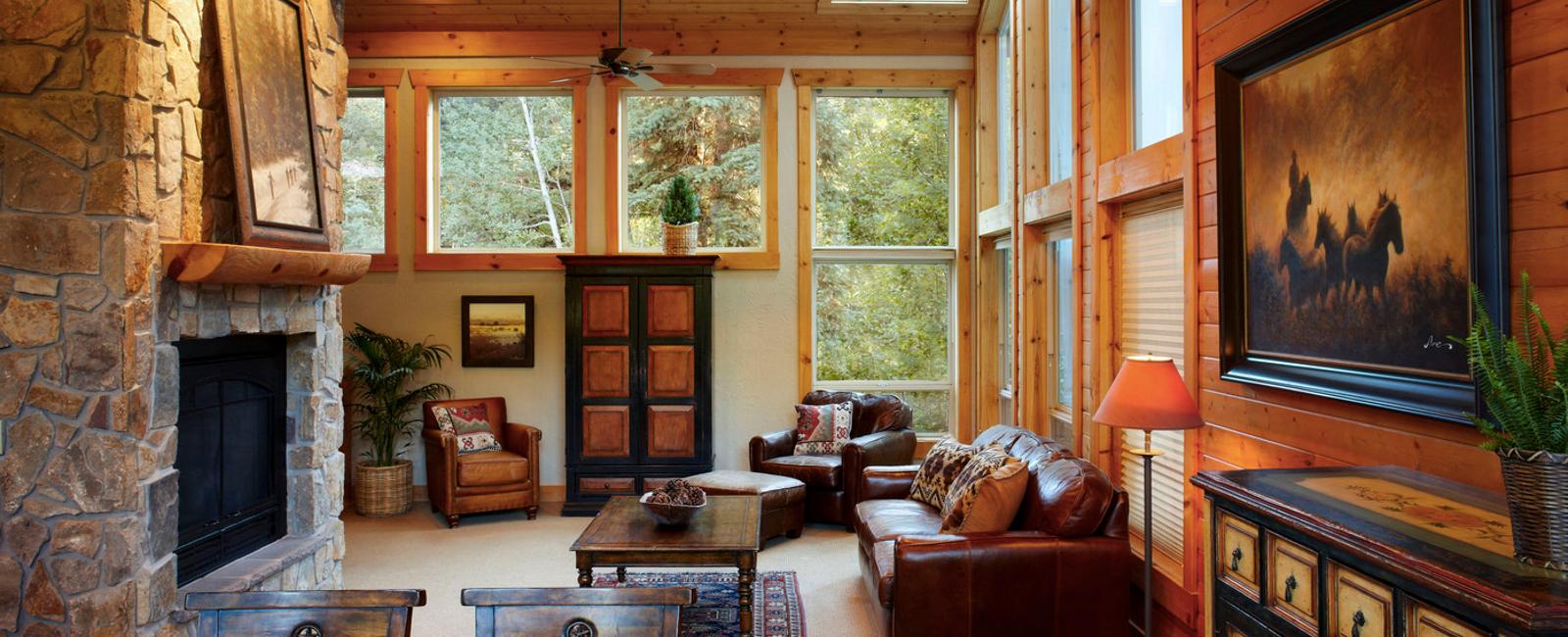 Sundance Resort Mountain Homes