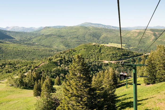 Sundance Scenic Lift Rides