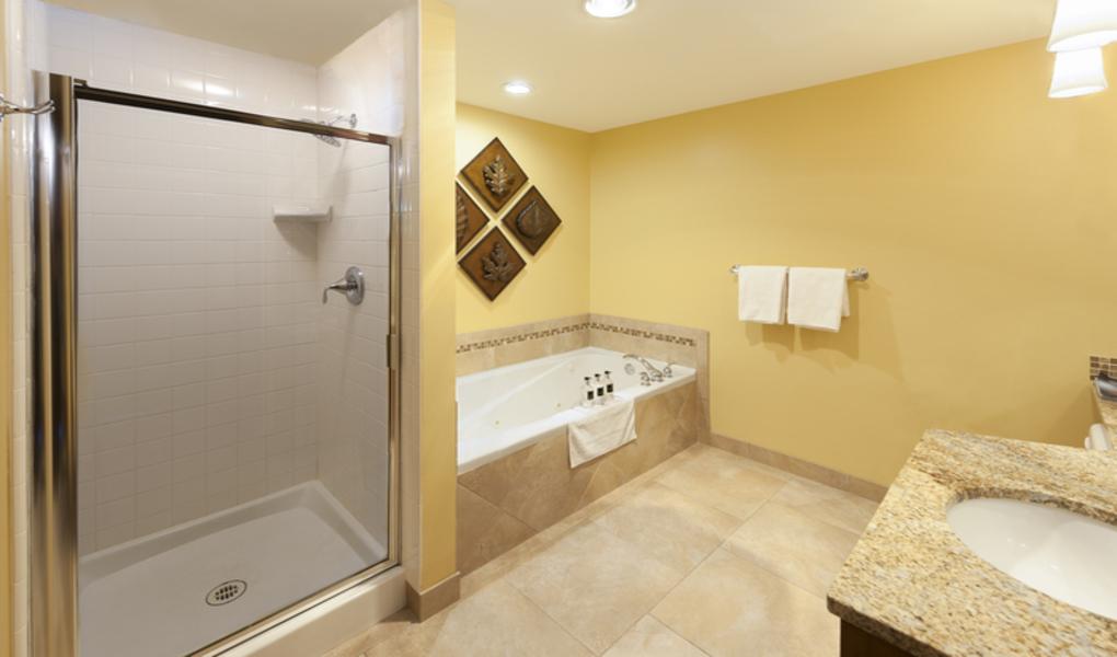 Full Bathrooms