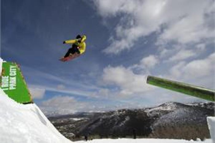 Park City Mountain Terrain Parks