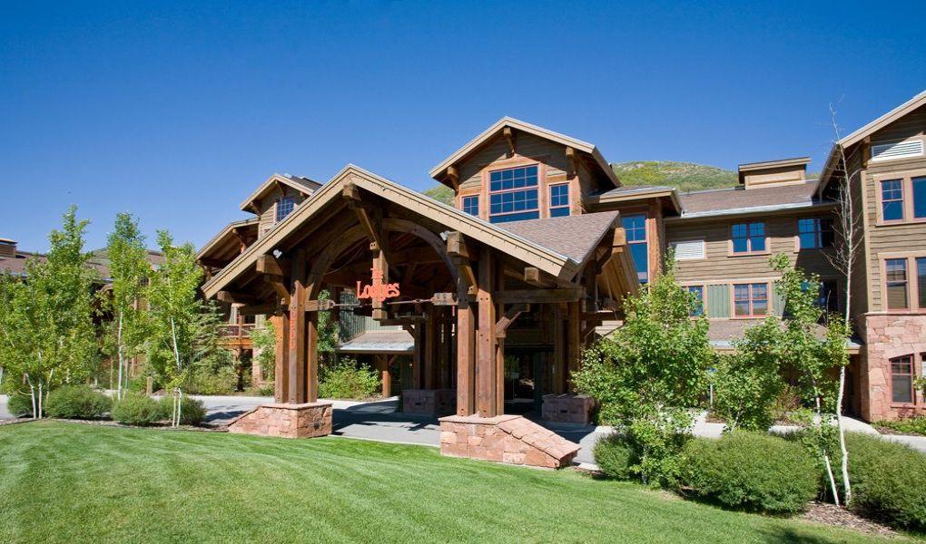 Summer at Lodges at Deer Valley
