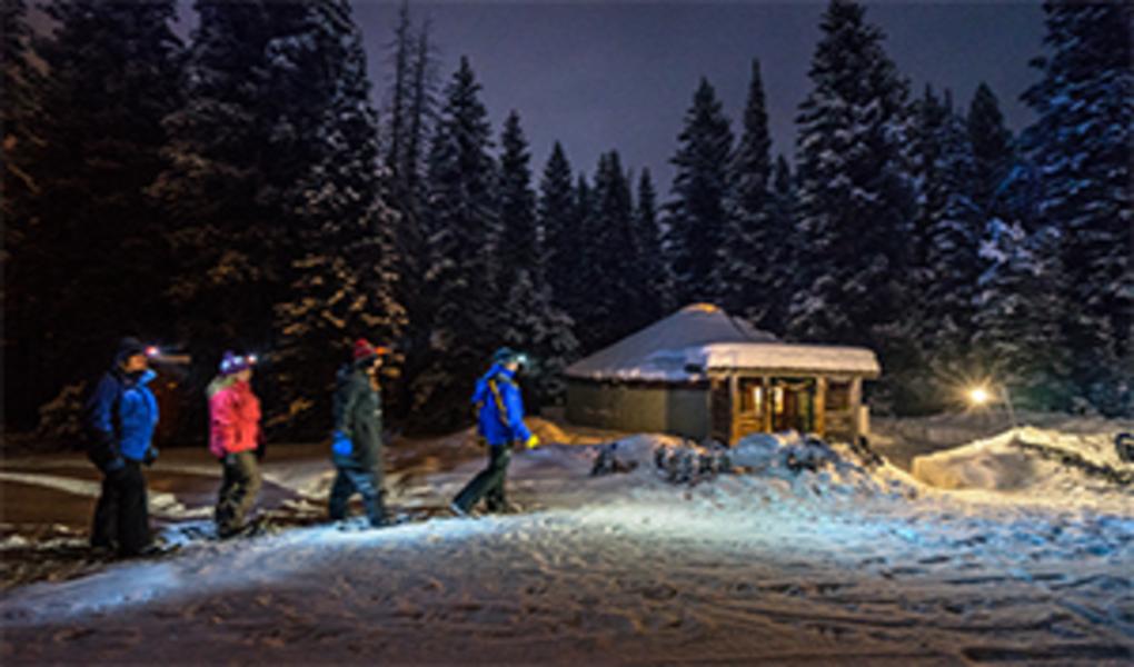The Yurt at Solitude - Ski Utah