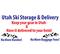 Utah Ski Storage and Delivery