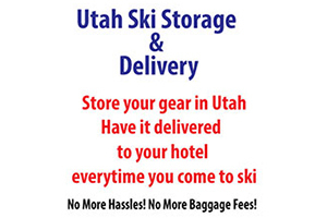 Utah Ski Storage and Delivery