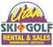 Utah Ski & Golf - Salt Lake City Downtown