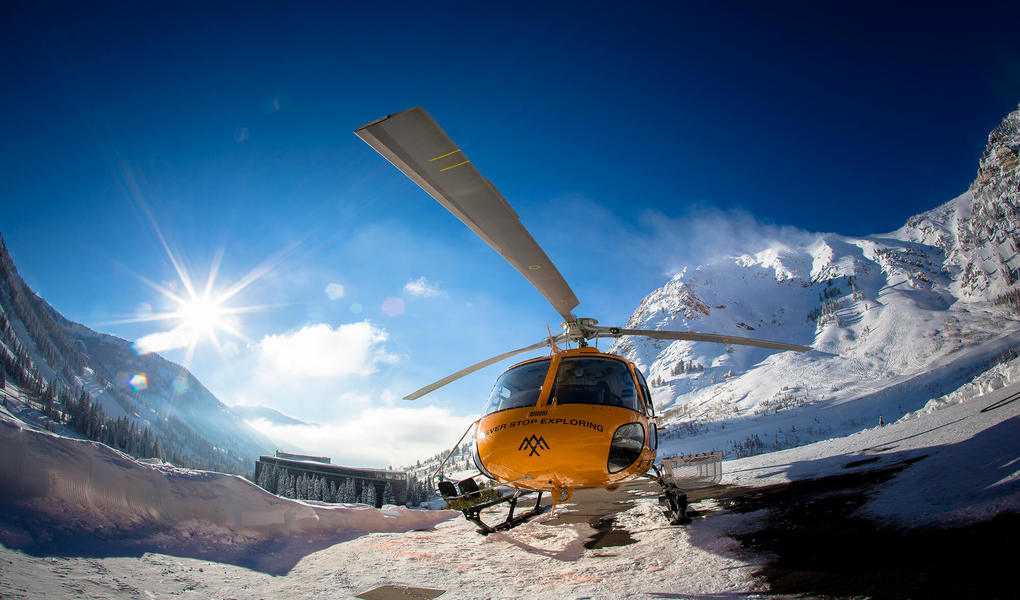 Snowbird Heliport