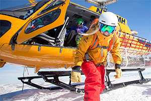 Wasatch Powderbird Ski Guides