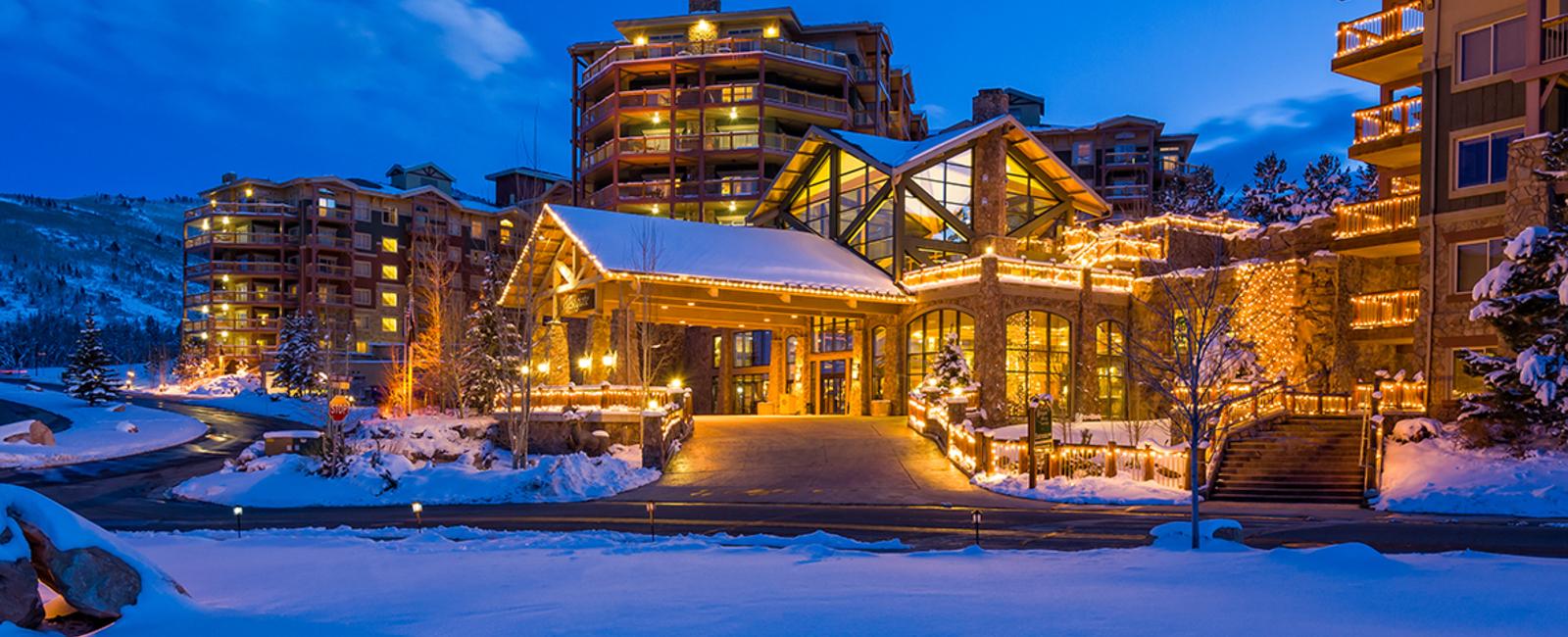 Park City Utah Resort And Spa