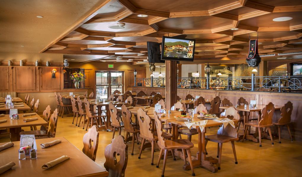 Zermatt-Restaurant Mattys restaurant