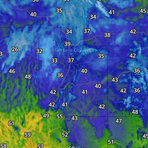 Utah Temperature